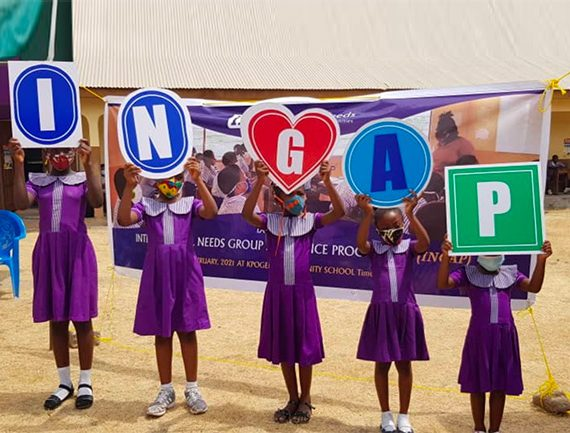 INTERNATIONAL NEEDS GROUP ASSISTANCE PROGRAMME LAUNCHED